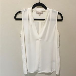 Banana Republic Soft Pleated Drapey Tank